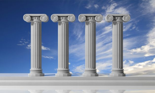 The Four Pillars of Self-Care