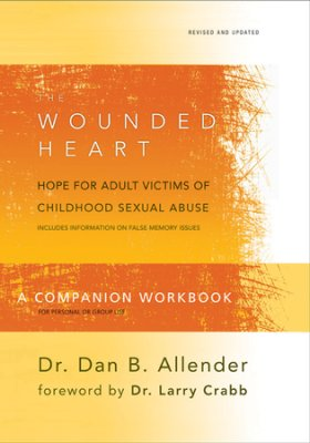 The Wounded Heart Workbook cover