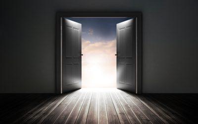 Opening the Door to the New Self
