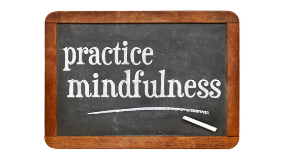 Using Mindfulness to Overcome Numbness
