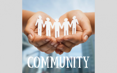 Community Helps Us Heal Faster